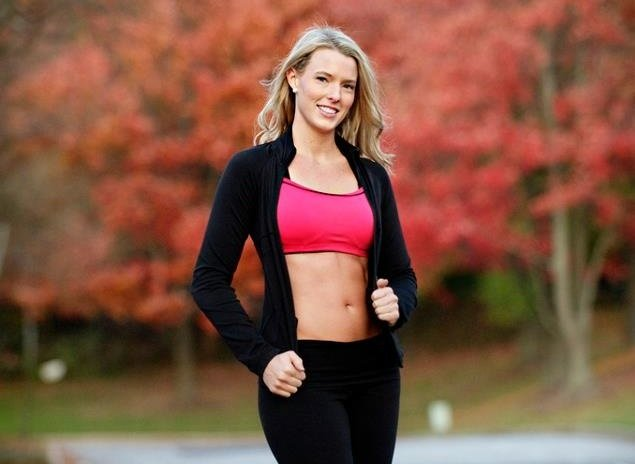 Molly Galbraith on Staying Motivated