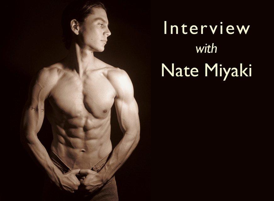 Interview with Nate Miyaki