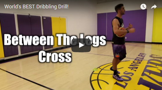#WorkoutWednesday: Get the world's best dribbling drill from Jordan Lawley here!