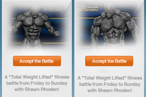 Introducing the Ronnie Coleman Signature Series Group