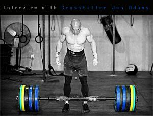 Interview with CrossFitter Jon Adams