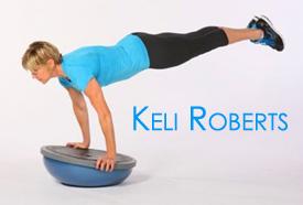 Interview with Keli Roberts