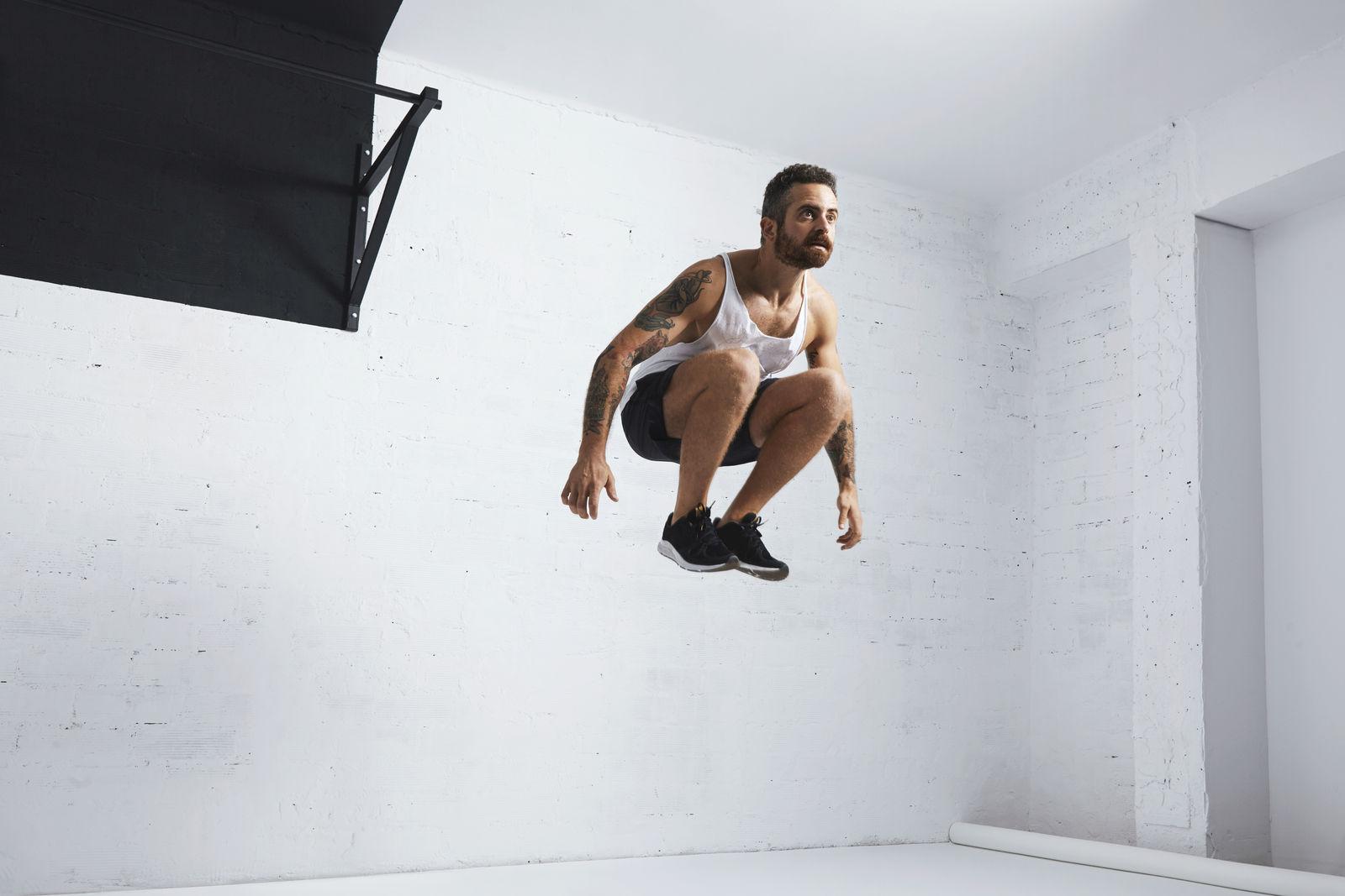 Watch Paul Fabritz do a 64″ vertical jump!
