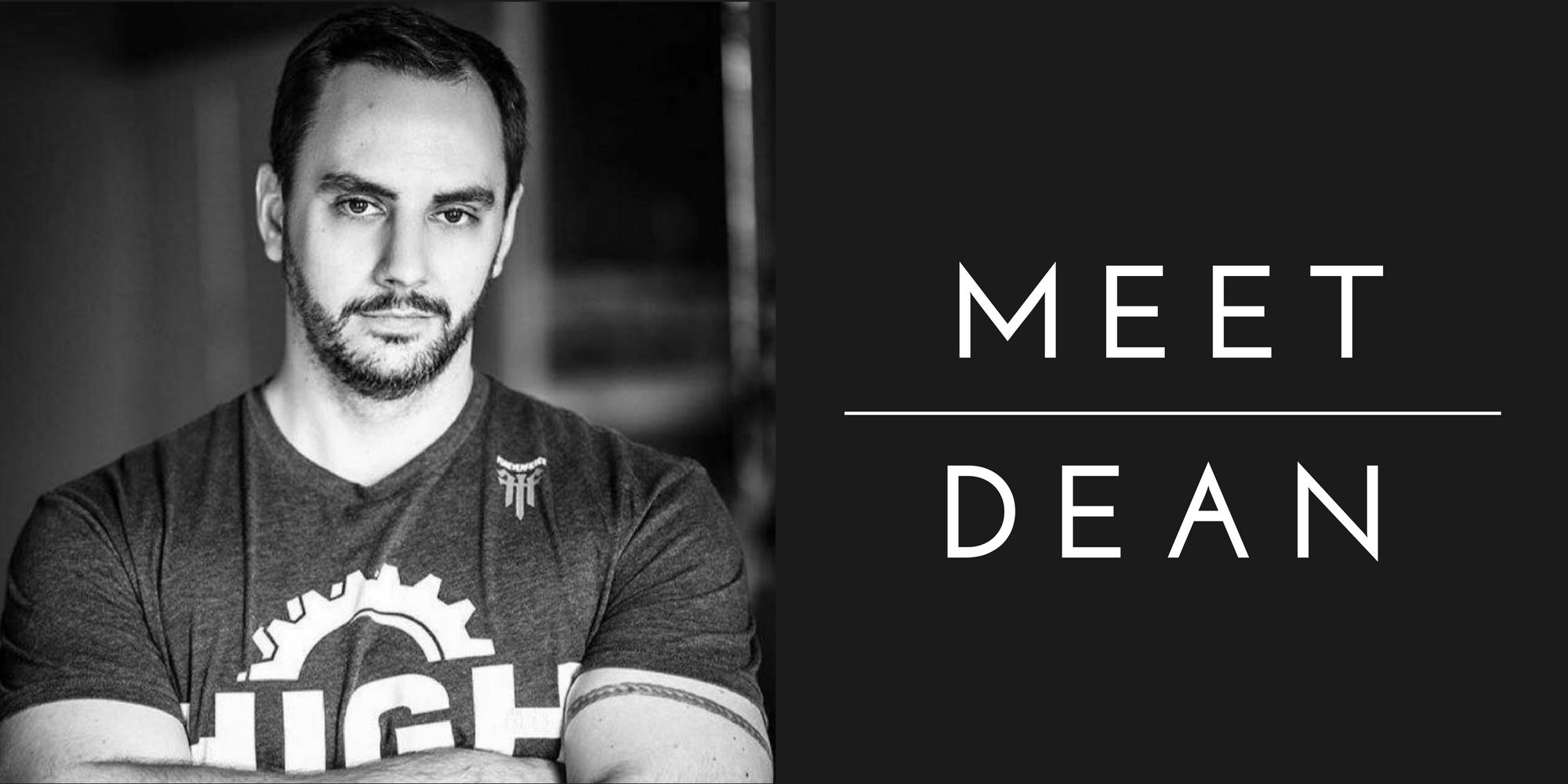 How do trainers work? Meet Dean Somerset