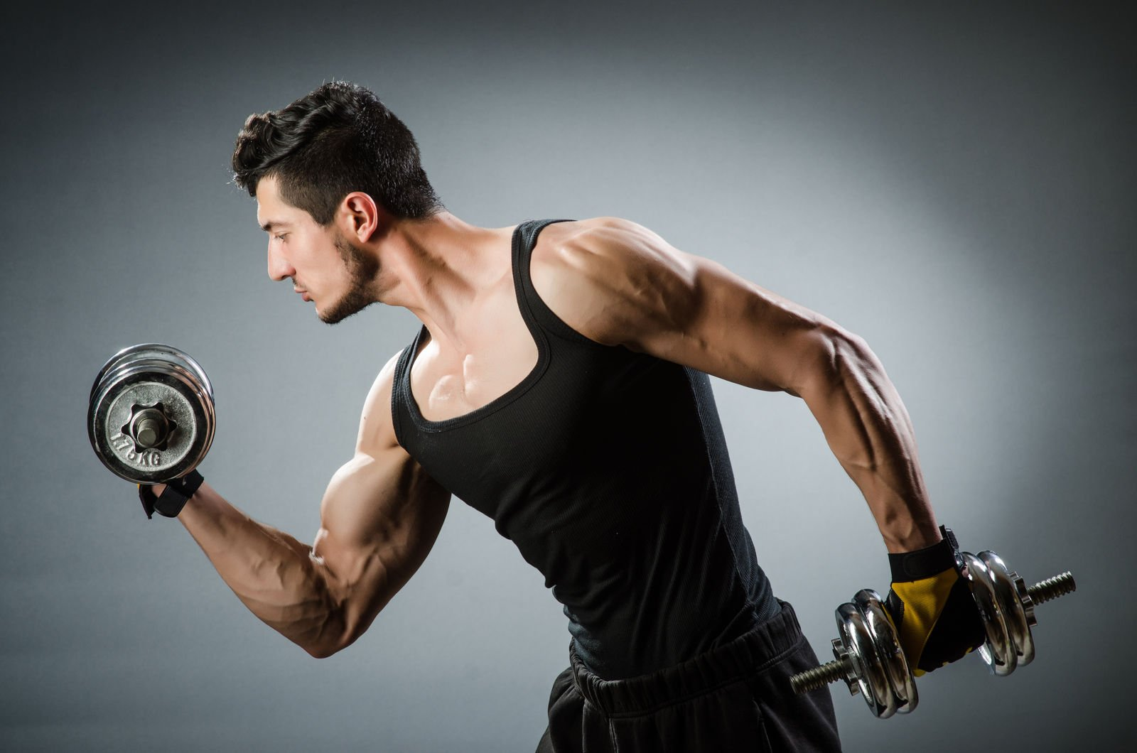 Does exercise and weight training raise testosterone levels?