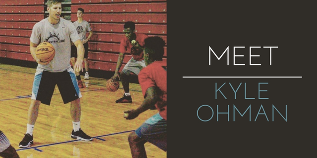 How do trainers work? Meet Kyle Ohman