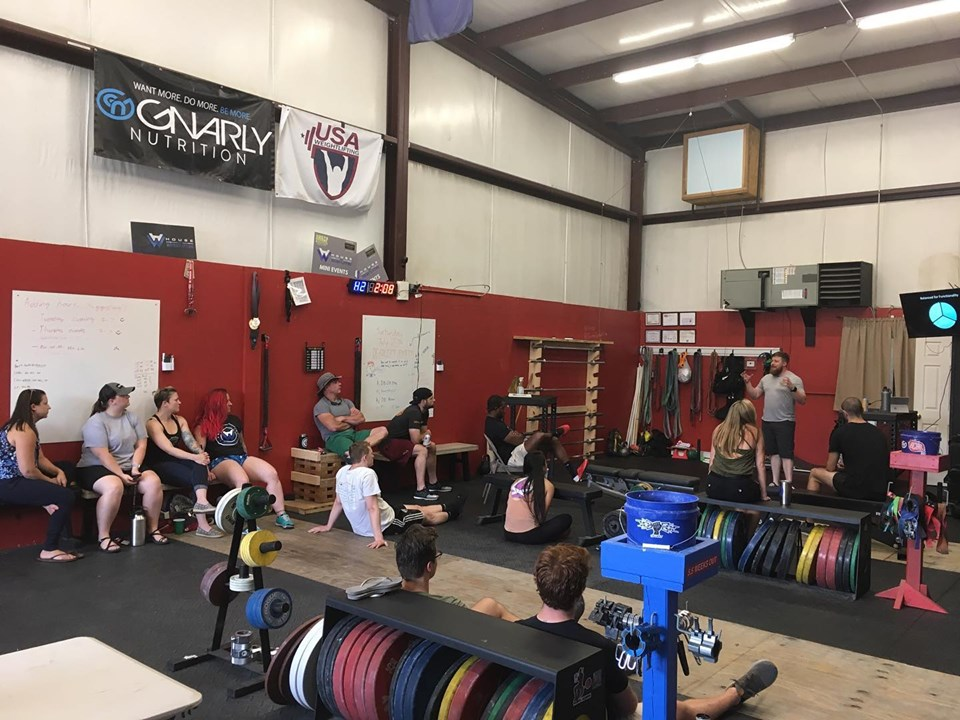 Seminar the House of Weightlifting