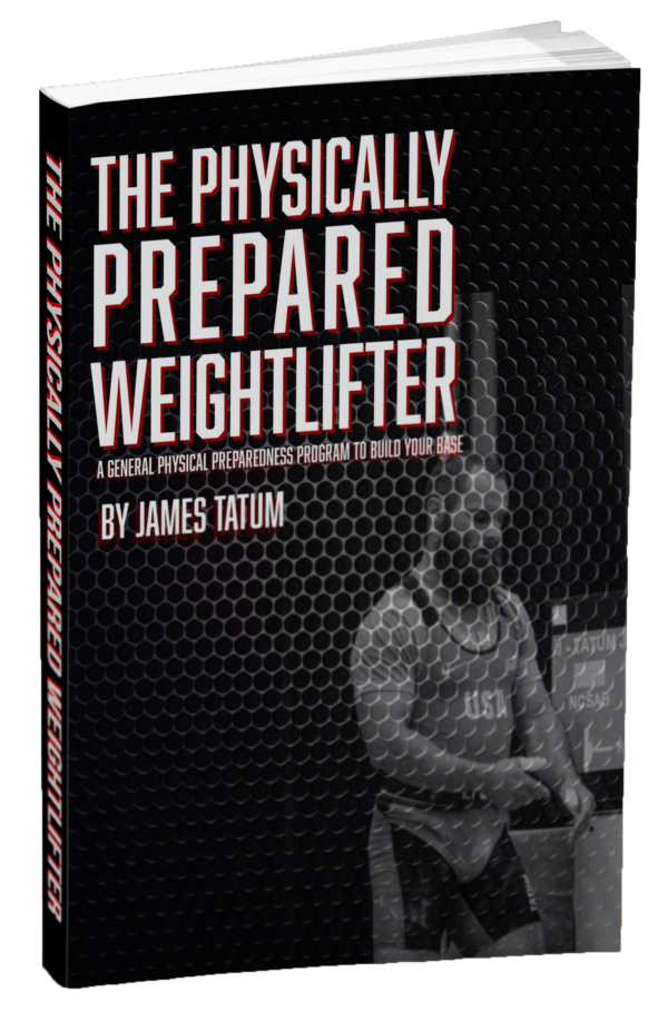 Physically Prepared Weightlifter book