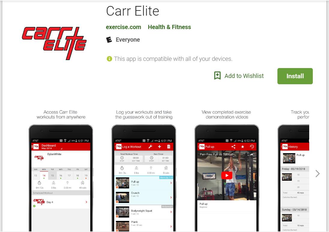 carr-elite-app-store